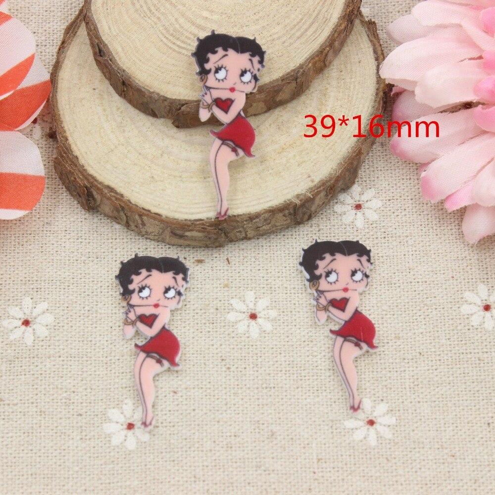 15 unids/lote resina plana kawaii resina mujer para niños ropa de casa Zapatos cabujones de resina