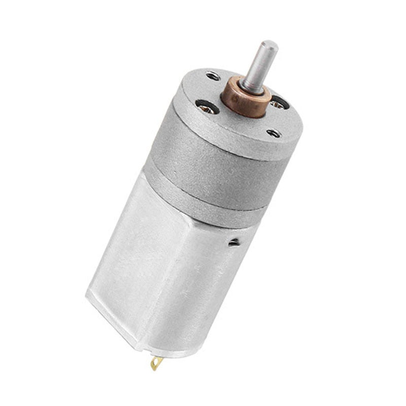 Nuevo Motor eléctrico de engranaje cc 12V 560rpm CHR-GM20-130 duradero 1 ud.