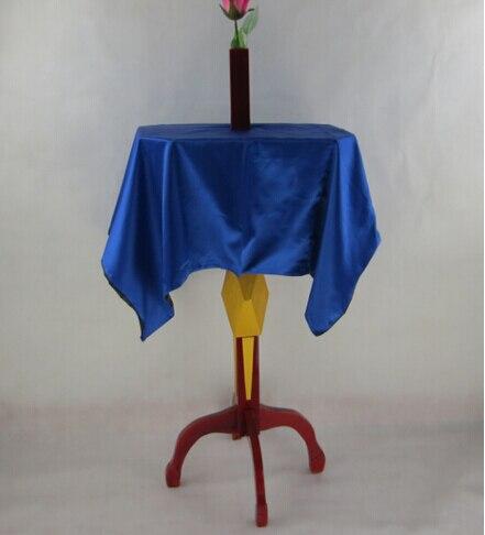 Mesa flotante de lujo de súper calidad con jarrón antigravedad, trucos de magia de mago, accesorios para trucos de ilusionismo
