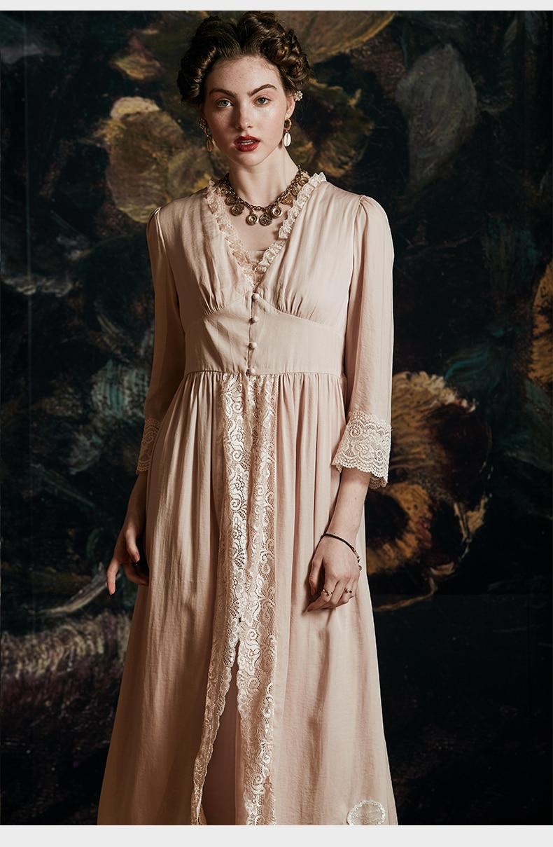 Senhora robe romântico sleepwear noite vestido mulher robe terno luxo sexy camisola vestido longo elegante robe vestido de noiva