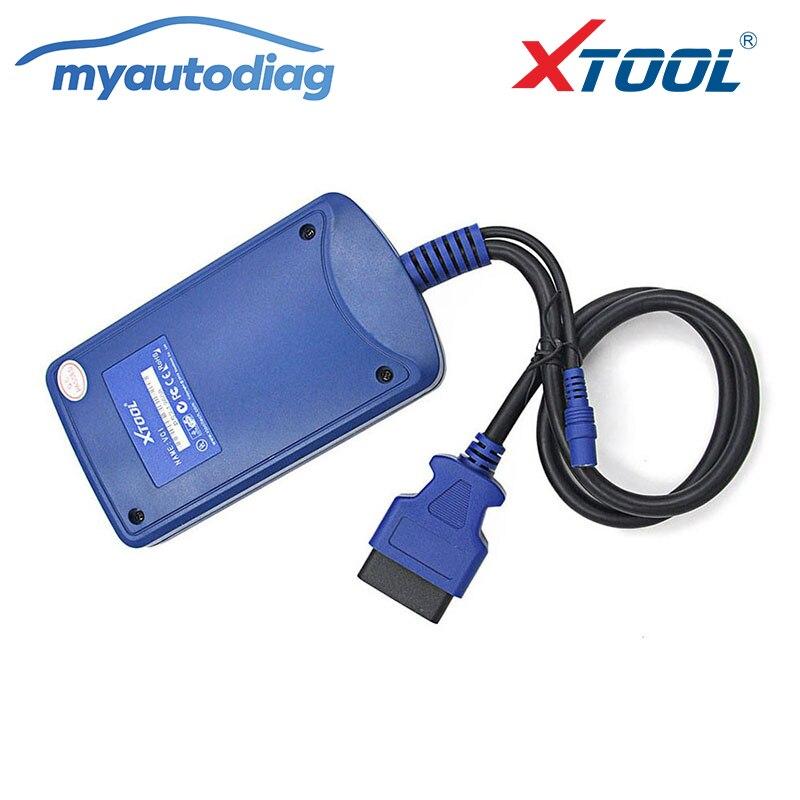Förderung 100% Original Xtool PS2 GDS PS2 VCI Stecker Berufsdiagnosewerkzeug PS2 VCI Mit DHL