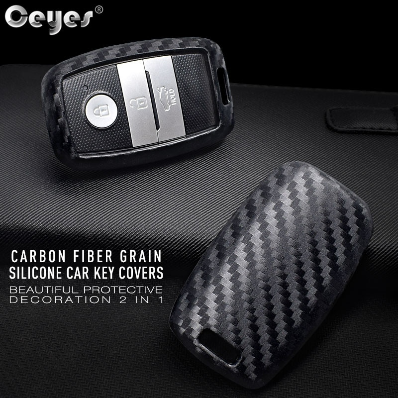 Аксессуары для автомобиля Ceyes, защитная оболочка, смарт-Чехлы, чехол для Kia Forte Niro Optima Sedona Sorento Soul Sportage Remote