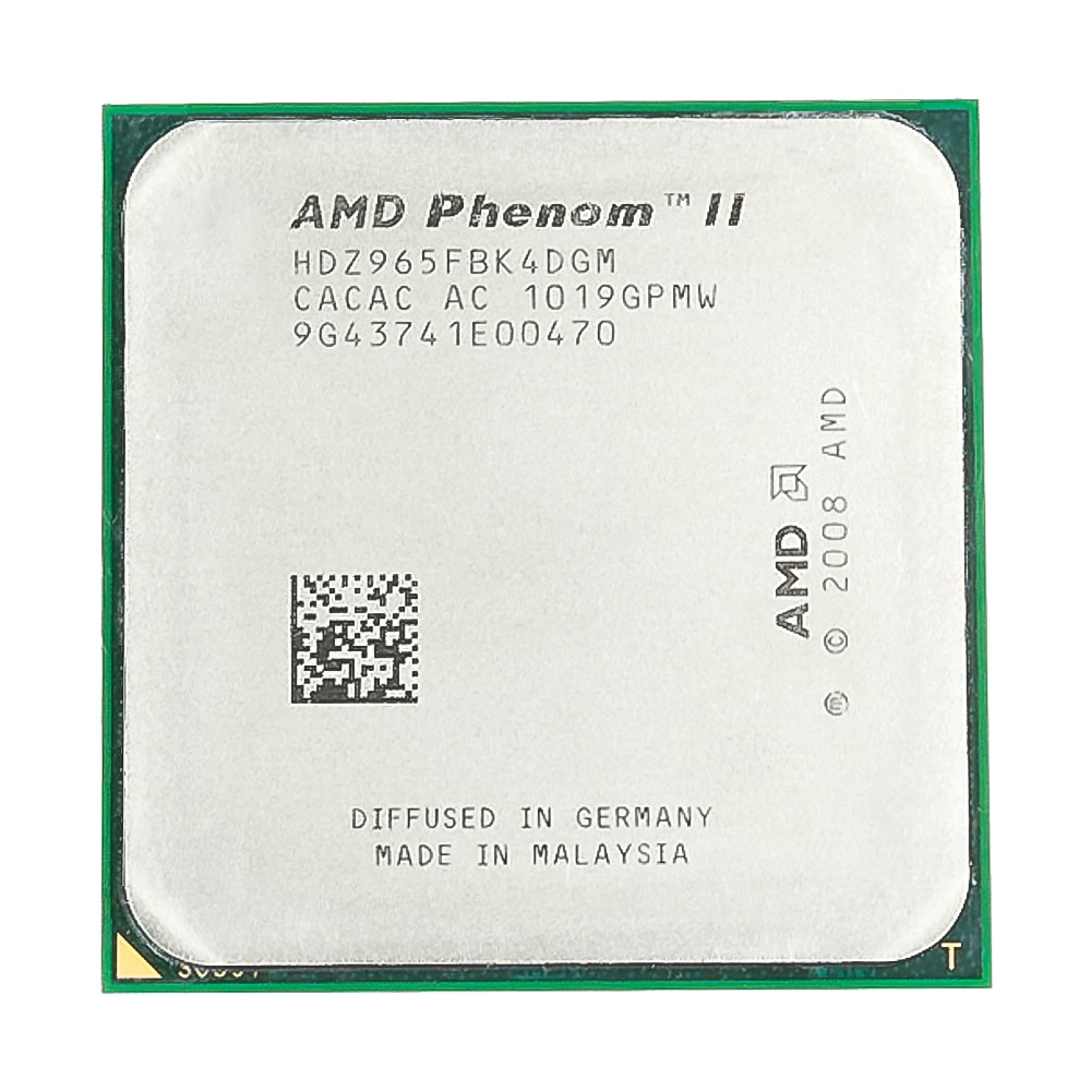 amd x4 760k quad core cpu 3 8g fm2 interface does not lock the official version of the scattered version of security one AMD Phenom II X4 965 CPU Processor 3.4GHz 6MB L3 Cache Socket AM3 Quad-Core