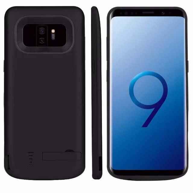 NENG-بطارية احتياطية لشحن الهاتف ، 5000 مللي أمبير ، جراب طاقة لهاتف Samsung S8/S8 Plus S9/S9 Plus S105G