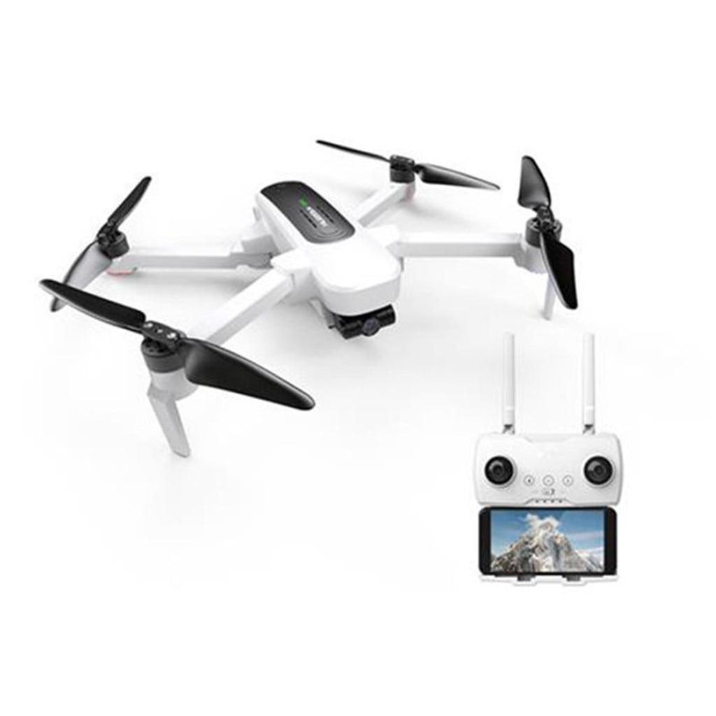 Aviones RC Hubsan Zino H117S Quadcopter Drone 4K Cámara GPS WIFI FPV Waypoint 3 ejes cardán A704