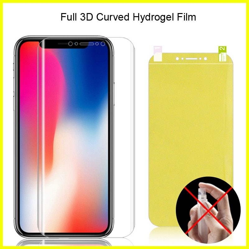 Full Coverage For Huawei Mate S Hydrogel Film Soft TPU Screen Protector Guard For Huawei Mate RS Film