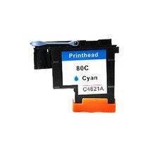 Einkshop CA4820A Cyan compatível substituição Da Cabeça De Impressão para hp 80 Da Cabeça De Impressão Para hp 1000 Designjet 1050c 1055 cm Impressora