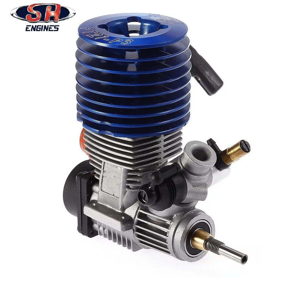 SH21 SH-21 1/8 نيترو سباق محرك موتور SH21 المحرك 3.48 cc m21-p3 HSP 1/8 الميثانول-قوة عظمى