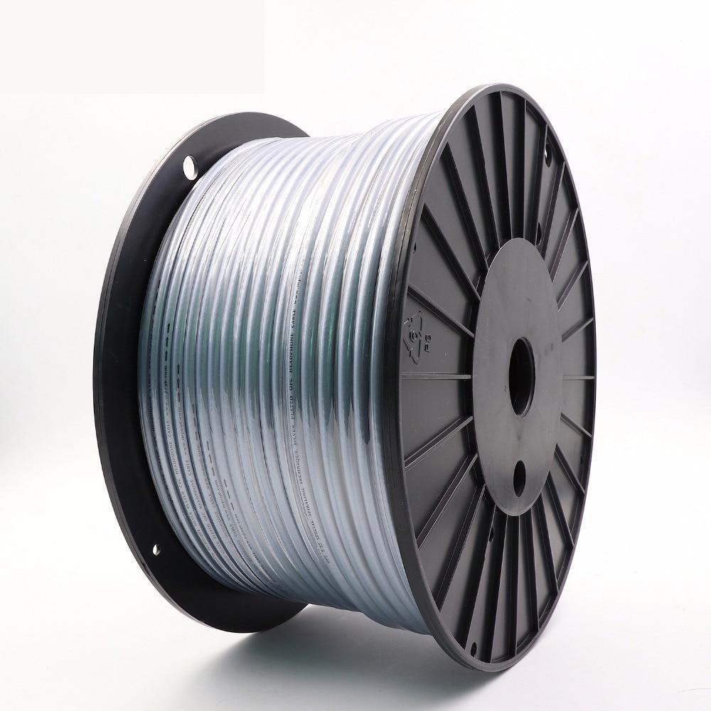 MPS X-22 99.99997% 5N OFC Silber Überzogene Kabel Kopfhörer AUX RCA Signal Draht Linie Hifi Audio DIY Upgrade Kabel 1 M