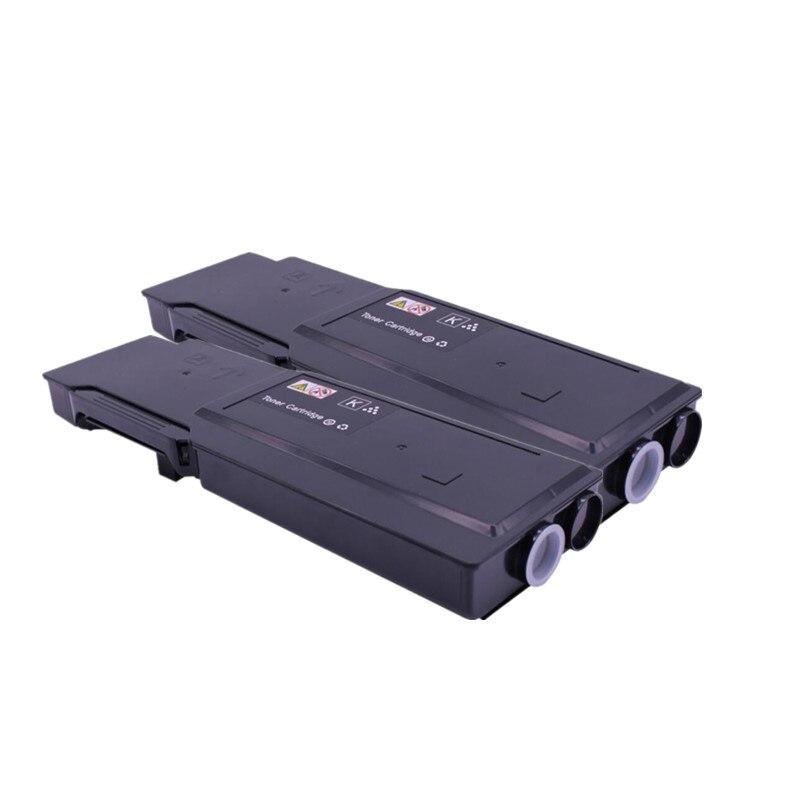 2 قطعة خرطوشة حبر أسود لزيروكس VersaLink C400 C405 C400N C400DN C400DNM A4 اللون Multifun 10.5K عالية الغلة نوعية جيدة