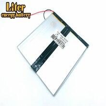 36140140 35140140 U9GT2 originele Road N90 M9 Tablet PC batterij 7.4V 3670140*2 t-92 10000MAH