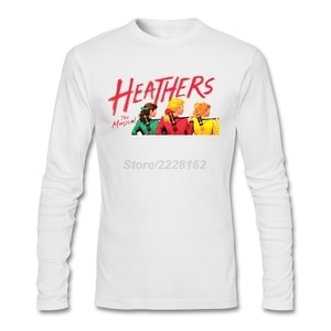 Heathers The Musical Shirts Men's fashion Lowest Price Its Alright Not To Feel OK Tops Funny Print Oversize tee shirt BF Blusa