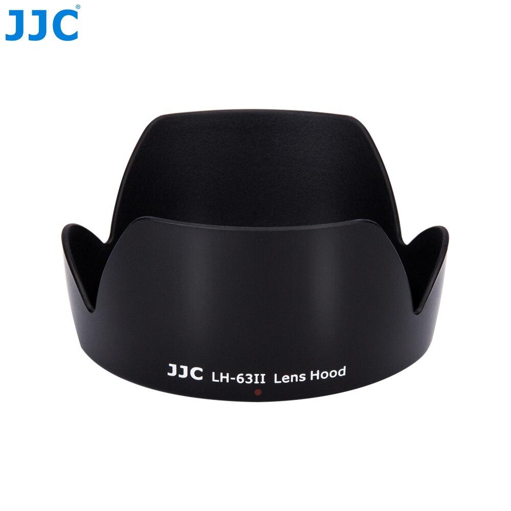 JJC LH-63II байонетная бленда для Canon EF 28-105 мм f/3.5-4.5 II, 28-105 мм f/4.0-5.6, 28 мм f/1.8 USM Объектив Заменяет Canon EW-63II