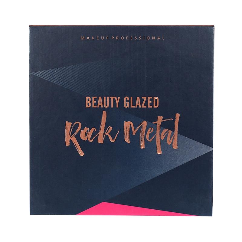 Beauty Glazed 16 Color Glitter Eyeshadow pallete Matte Shimmer Make up palette Luminous Multiple Styles Eye shadow palette