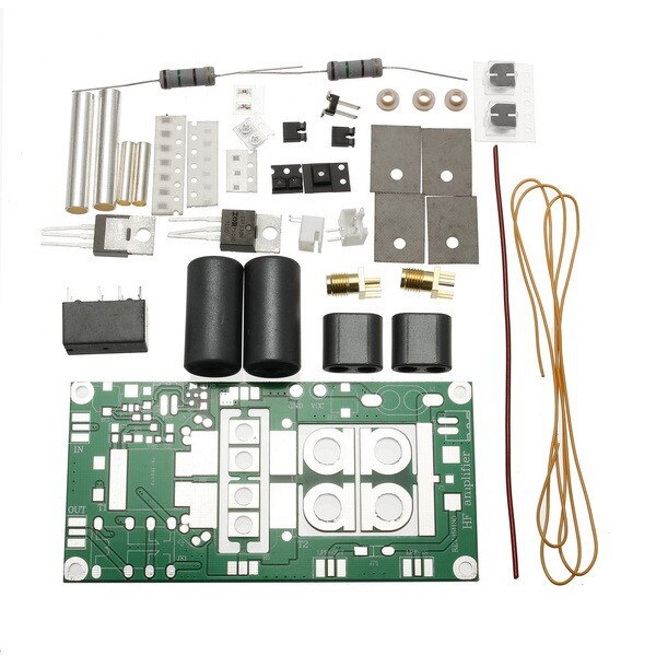 Bricolaje 70W MINIPA70 HF SSB soy CW FM lineal módulo amplificador de potencia Kit