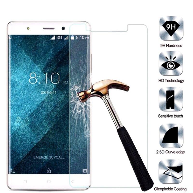 Blackview A8 Filme À Prova de Explosão de Vidro Temperado Protetor de Tela Para Smartphones Blackview A8 Vidro De Proteção Filme Protetor