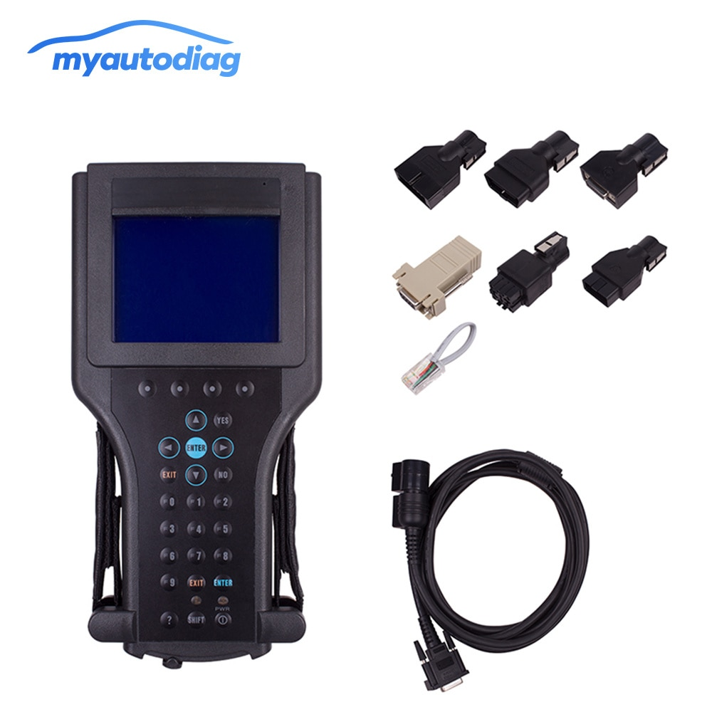 2018 For GM Tech2 Diagnostic Tool for G-M/SAAB/OPEL/SUZUKI/ISUZU/Holden Tech 2 Scanner Car Diagnostics Scanner Tech2 Scan Tool