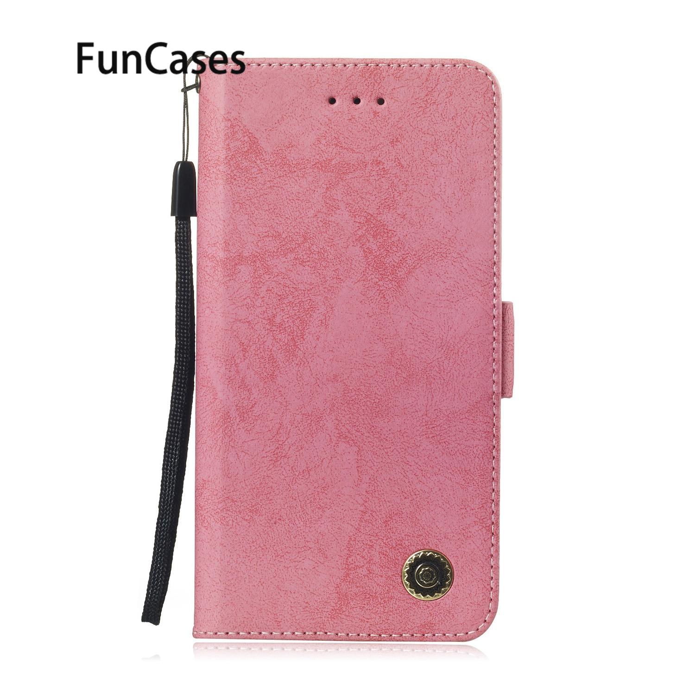 Accesorios de teléfono para etui Samsung S7, funda de móvil con Tapa de cuero PU de Color sólido para Samsung Galaxy carcasa S7