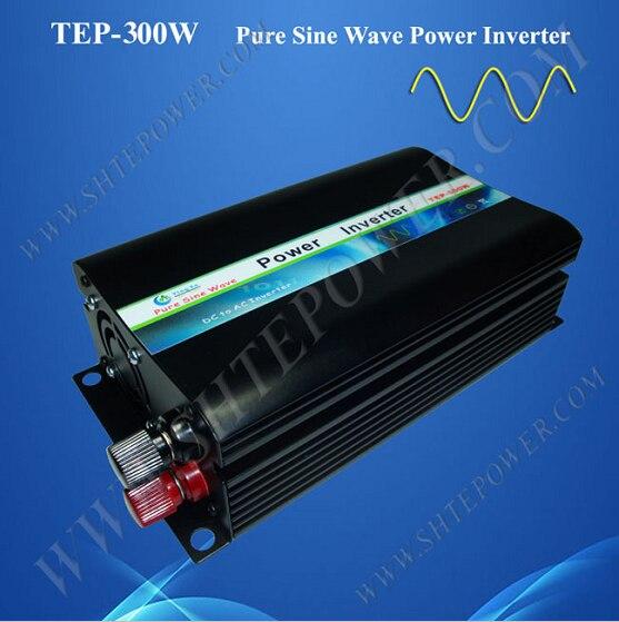 Easy to take 300W pure sine wave off grid dc to ac inverter 12v 24V 48v to 100v 110v 120v 220v 230v 240v300w