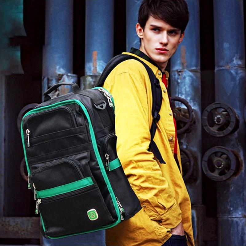 LAOA рюкзак, сумка для инструментов, многоязычная, ткань Оксфорд, электрик, сумки, водонепроницаемый рюкзак, инструменты для хранения