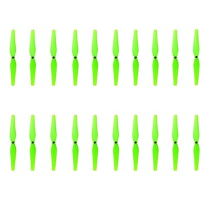 20pcs Green Luminous Blades Propellers Props Rotor Spare Parts for Syma X8C X8W RC Quadcopter