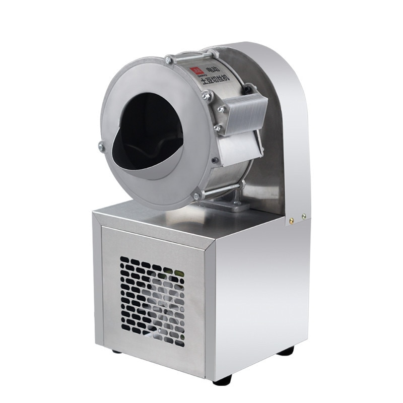 التجارية الكهربائية القاطع الخضار المعالج قطاعة طعام البطاطس الجزرة آلة قطع ماكينة تقطيع آلية