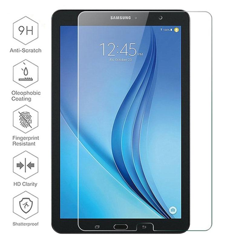 Para Samsung Galaxy Tab E 9,6 de sm-t561 pantalla protector de pantalla para T561 T560 templado película protectora de vidrio 9h 9 6