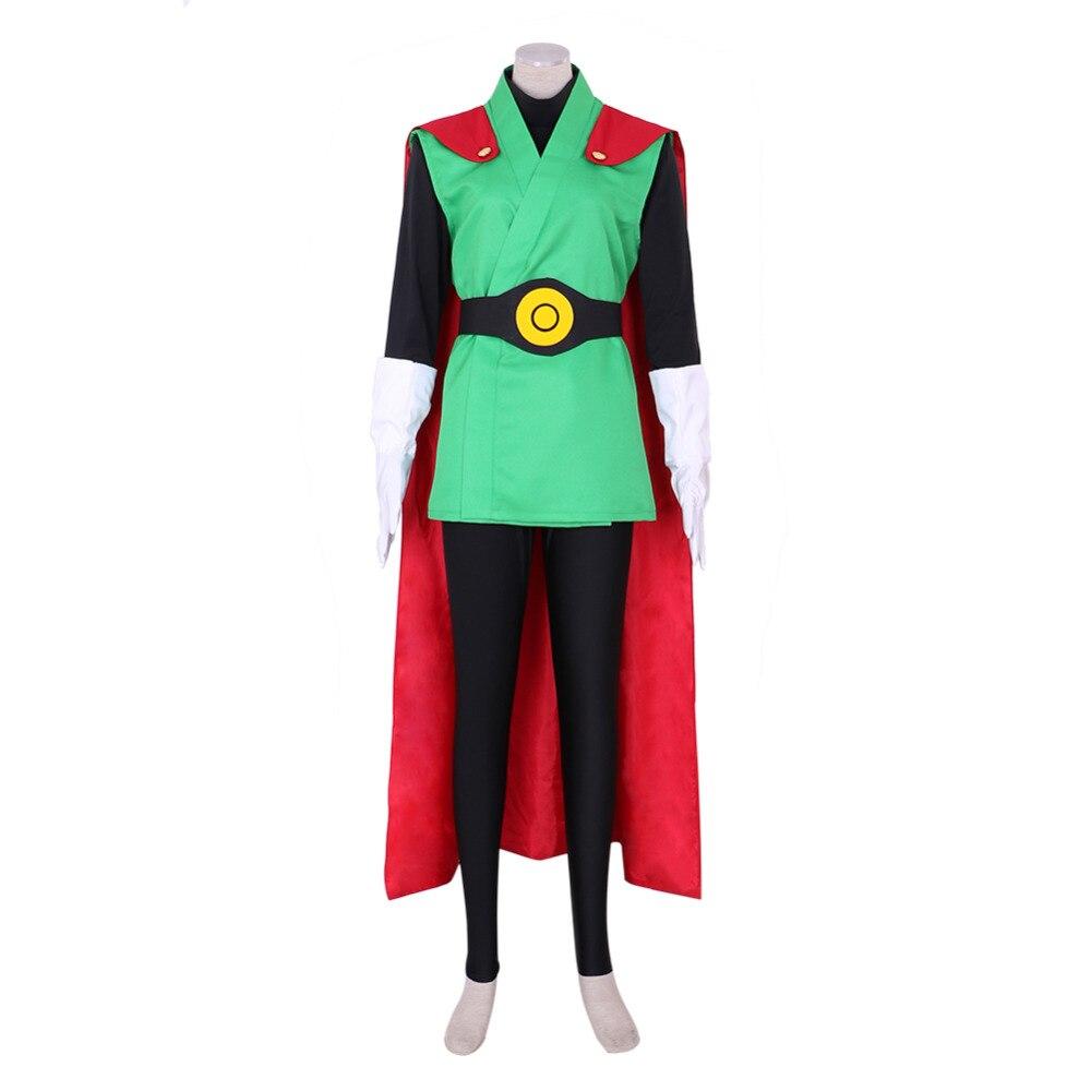 Gohan Kai Cosplay de Dragon Ball Z Super Saiyan 2 hijo Gohan Kai Cosplay traje de Cosplay de las mujeres y los hombres