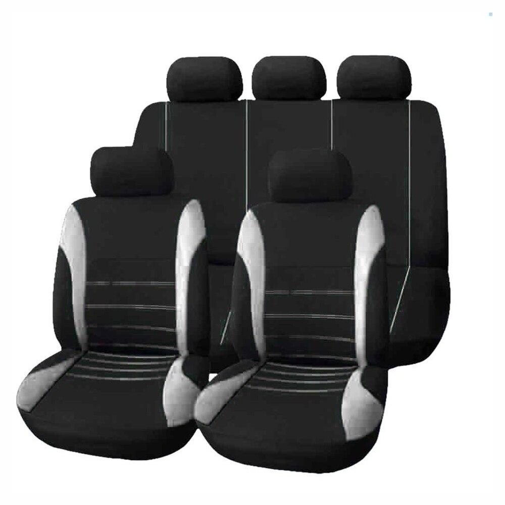 Fundas de asiento de coche para verano, fundas de asientos de coche, accesorios de ventilación para Citroen DS7 ds3 ds4 ds5 E-BERLINGO nemo saxo xsara picasso