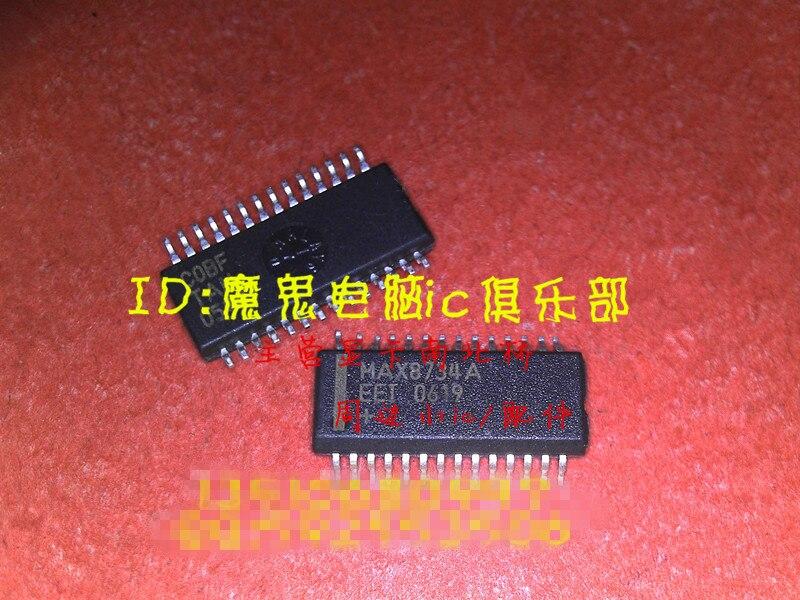 20 piezas MAX1977E MAX8734A MAX1845 MAX1772 MAX1999E nuevo