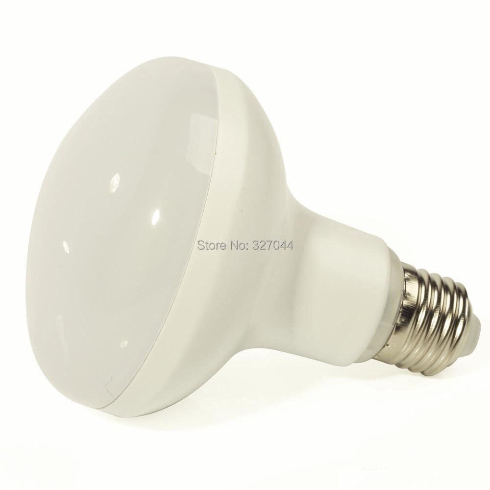 30 Uds 15W R50 R63 R80 R90 E27 bombilla LED Fría/blanca cálida 85 ~ 265V regulable alto brillante foco