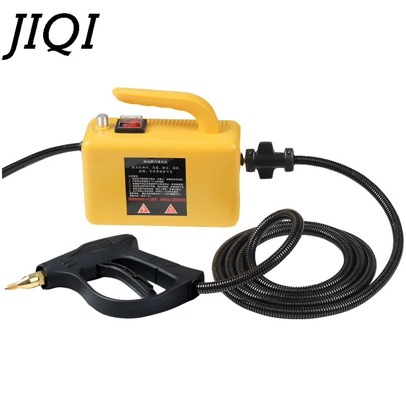 جهاز التنظيف بالبخار عالي الضغط من JIQI ، جهاز التنظيف بالبخار ، جهاز تعقيم للضخ التلقائي ، جهاز تعقيم 2600 وات 1.8 متر