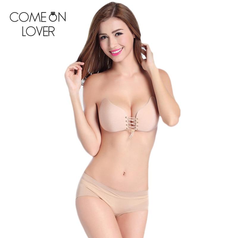Comeonlover بالجملة المرأة ماجيك البرازيلي شحن مجاني رخيصة ماجيك عصا على البرازيلي عالية الجودة رفع البرازيلي B01 لاصق الصدرية