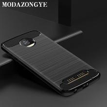 For Motorola Moto Z2 Play Case Moto Z2 Play Case Silicone Back Cover Phone Case For Motorola Moto Z2 Play XT1710 Z 2 play Z2play