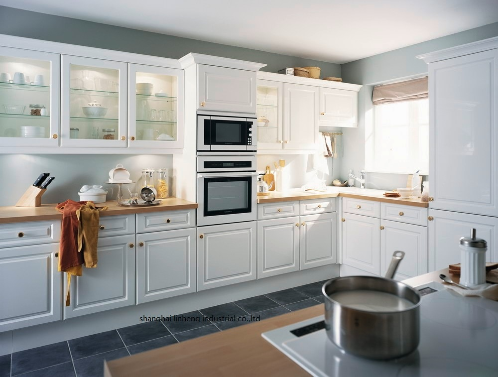PVC/vinyl kitchen cabinet(LH-PV073) pvc vinyl kitchen cabinet lh pv032