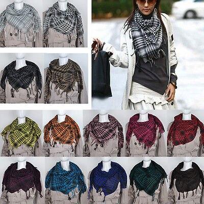 Bufanda de moda novedosa para mujer árabe Shemagh Keffiyeh bufanda Palestina chal Kafiya caliente 13 colores invierno bufandas invierno mujer