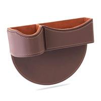New Design Multifunction Car Seat Slit Pocket Catcher Organizer Storage Box Phone Bottle Cups Holder