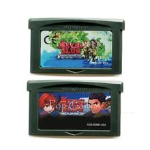 Zwart Shell Vs Eur Metal Slug Voor 32 Bit Video Game Cartridge Console Card Handheld Speler