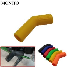 Moto levier housse de protection de manette de vitesse chaussure étui protecteur Pour DUCATI Monster S2R 800 821 797 695 696 796 400 M400