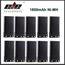 10x10x1800 mah Ni-MH KNB-14A KNB-15A Batería Para KENWOOD TK2100 TK3100 TK260G TK360G TK272G TK372G
