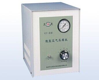 Миниатюрный воздушный компрессор KY-type, беззвучный воздушный компрессор без масла.