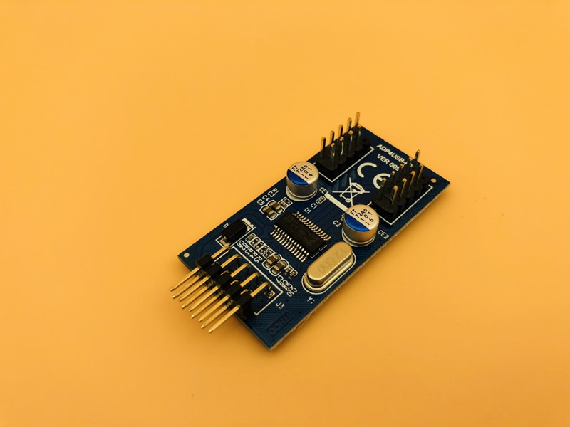 Cable de extensión hembra macho de 9 pines de 1 a 2 o 4, conector USB de escritorio de 9 pines, conector USB 2,0 de 9 pines, adaptador de Puerto Multilier