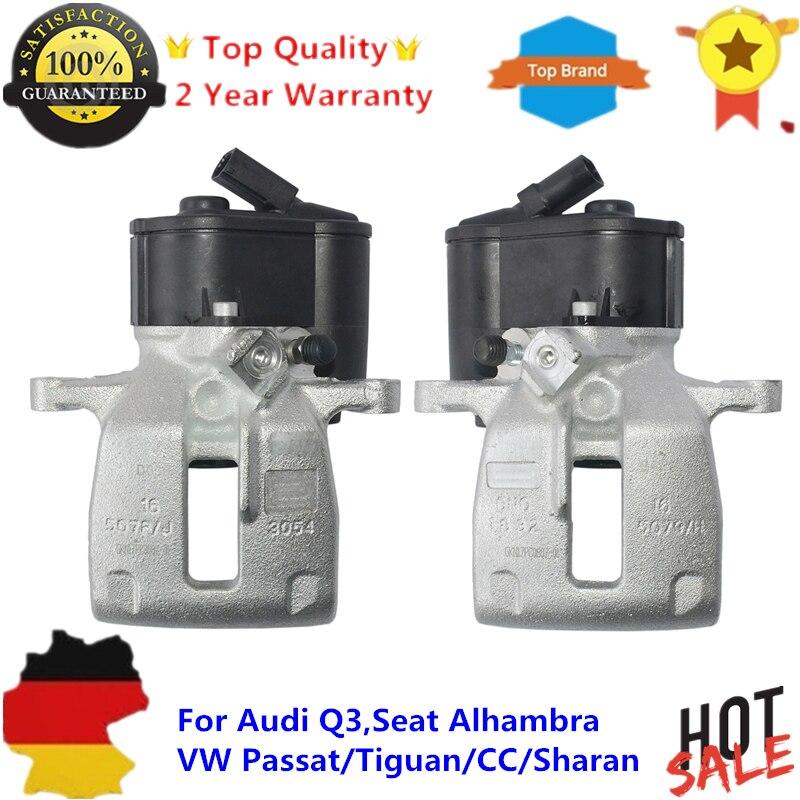 AP01 2 Stuks Nieuwe Voor Audi Q3 Seat Alhambra Vw Cc Passat Sharan Tiguan 5N0615403 5N0615404 Achter Links & Rechts remklauw
