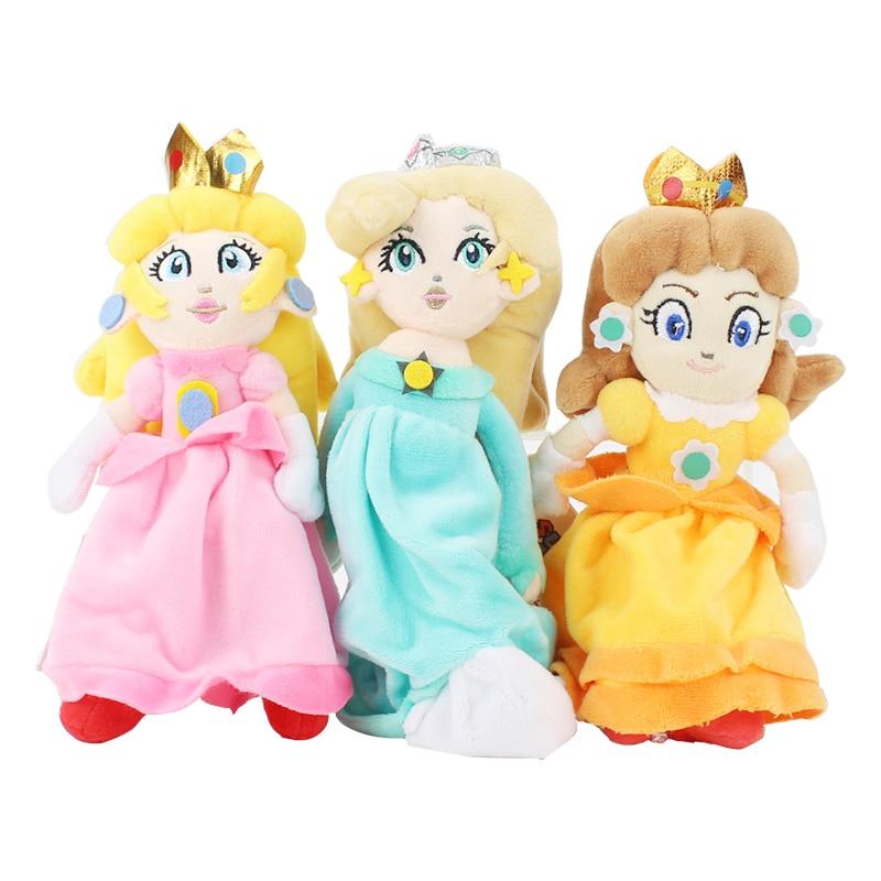 Мягкая Плюшевая Кукла Super Mario Bros, 20 см