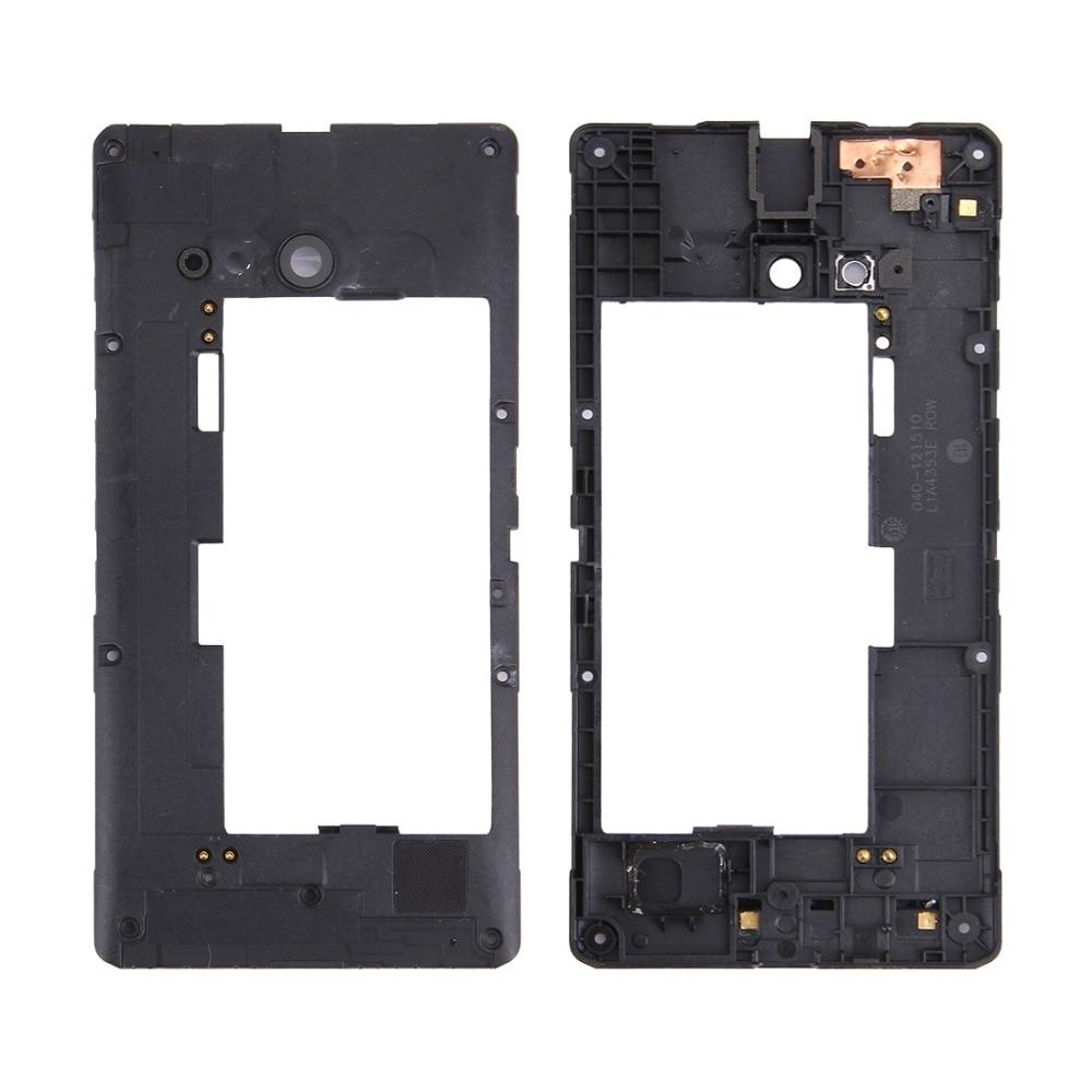 IPartsBuy bisel de Marco medio para Nokia Lumia 730 / 735