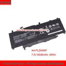 100% Test 7.5V 6549mAh 49Wh 1588-3366 AA-PLZN4NP XE700T1C batterie pour Samsung ATIV XE700T1C XQ700T1C XE7001C CS-SXE700NB