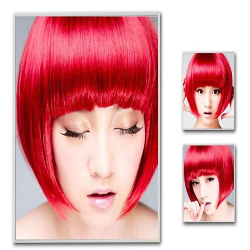 Купить с кэшбэком Korea authentic fruit hair waxing hair cream polishing care acid nail polish hair dye hair products