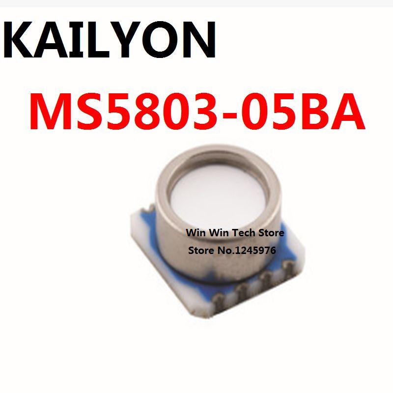 Бесплатная доставка MS5803 05BA Новинка 100% оригинал 1 шт. MS5803-05BA Измерение глубины воды Датчик давления MS5803-05BA