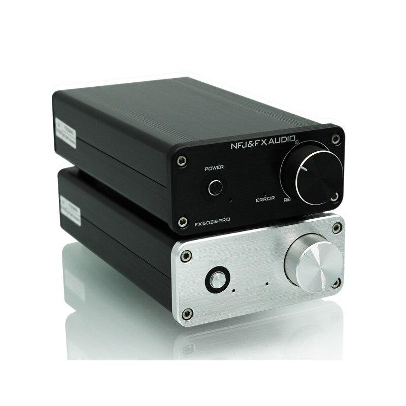 AMPLIFICADOR ESTÉREO integrado Digital fx-audio FX502SPRO TPA3250 Clase D amplificador Digital estéreo HiFi amplificador de Audio de alta potencia