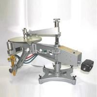 contour flame cutting machine cutting plane template two dimensional metal profiling gas cutting machine cg2 150